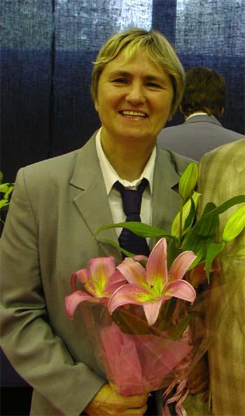 Светлана Фёдорова-Гринберг