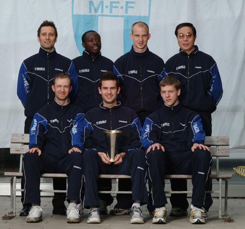 Swedish Team Champions 2003-2004